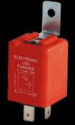 Electronic LED Flasher