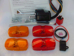LED Turn Signal Kit